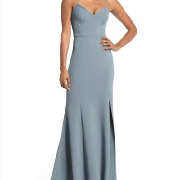 05d6bdbd2ed jenny yoo Dresses   Skirts - Jenny Yoo Whipped Apricot Reese dress- size 4